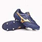Chaussure de foot Morelia Club SI Blue depths-Gold