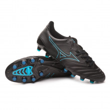 Football Boots Morelia NEO KL II Black-Blue atoll