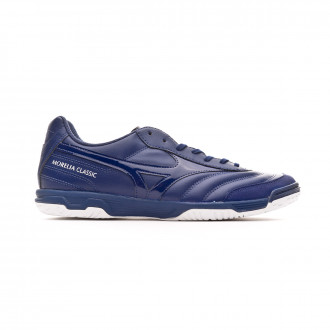 Tenis Mizuno Morelia Sala Classic IN Blue depths