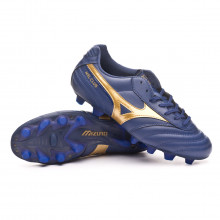 Chuteira MRL Club MD Blue depths-Gold