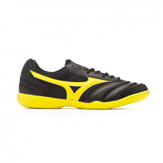Sapatilha de Futsal Mizuno MRL Sala Club IN Black-Flash
