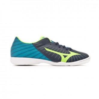 Scarpe Mizuno Rebula Sala Club IN Blues-Gecko-Caribbean