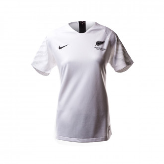 Jersey  Nike Woman New Zealand 2019-2020 Home White-Black