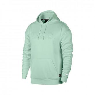 Sudadera Nike FC Pistachio frost-White
