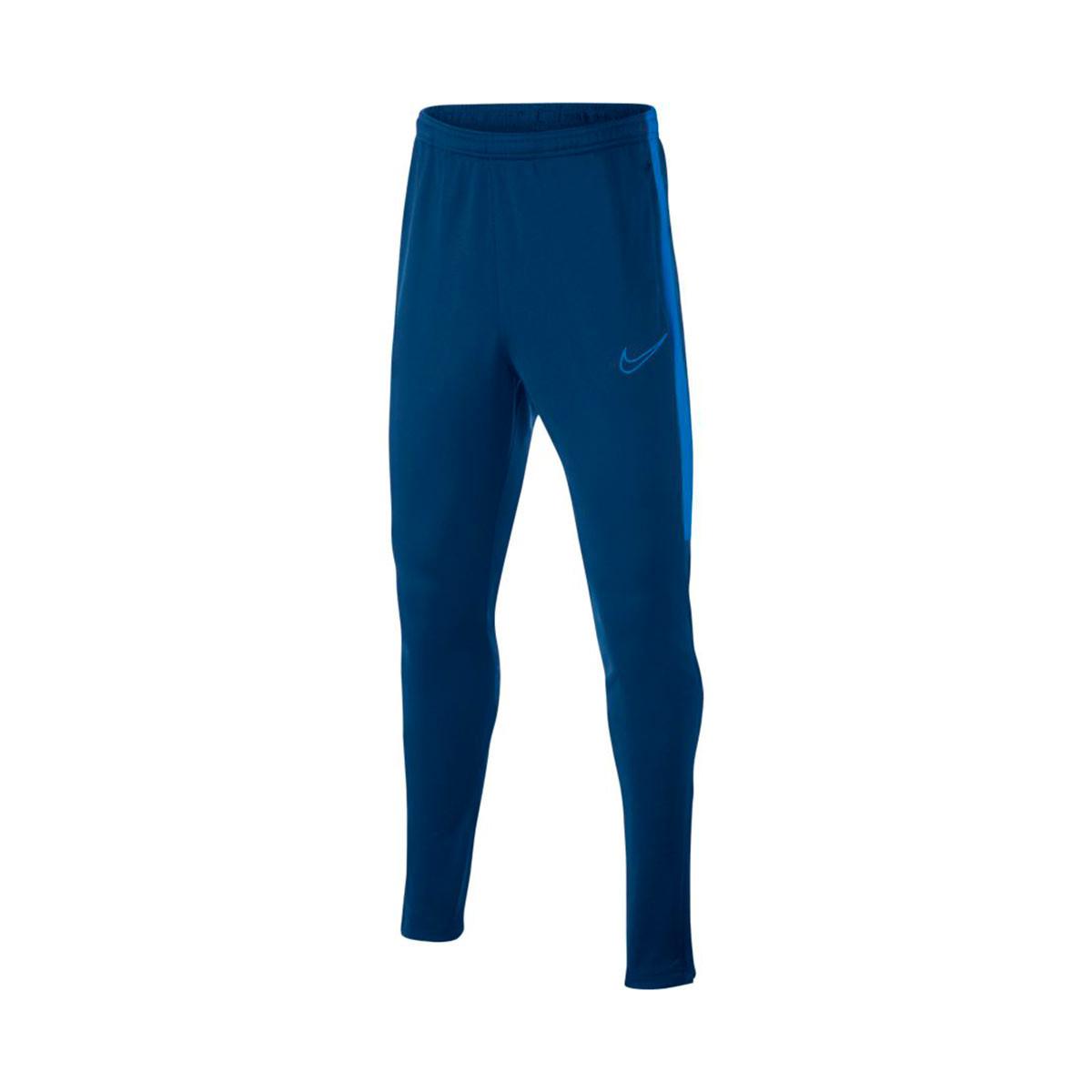 Existencia Sedante Centro de niños  Long pants Nike Dri-FIT Academy Niño Coastal blue-Light photo blue -  Football store Fútbol Emotion