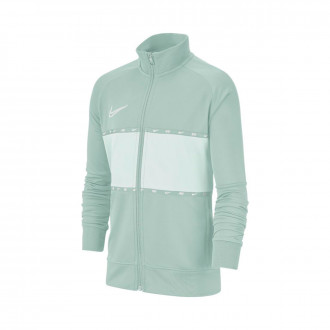 Chamarra Nike Dry Academy I96 GX Niño Pistachio frost-Silver pine-White