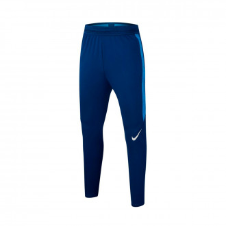 Calças Nike Dry Strike KZ Criança Coastal blue-Light photo blue-White