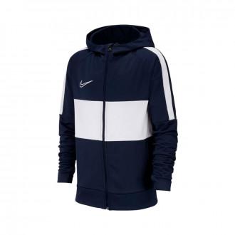 Jacket Nike Kids Dry Academy HD I96  Obsidian-White