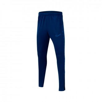 Calças Nike Dry Academy GX KPZ Criança Coastal blue-Light photo blue