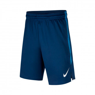 Calções Nike Dry Strike KZ Niño Coastal blue-Light photo blue-White