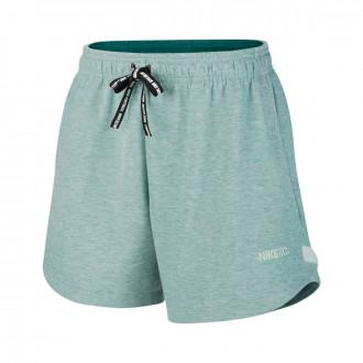 Pantaloncini Nike FC Dry KZ Donna Bicoastal-Pistachio frost