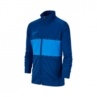 Chaqueta Nike Dry Academy I96 GX Niño Coastal blue-Light photo blue