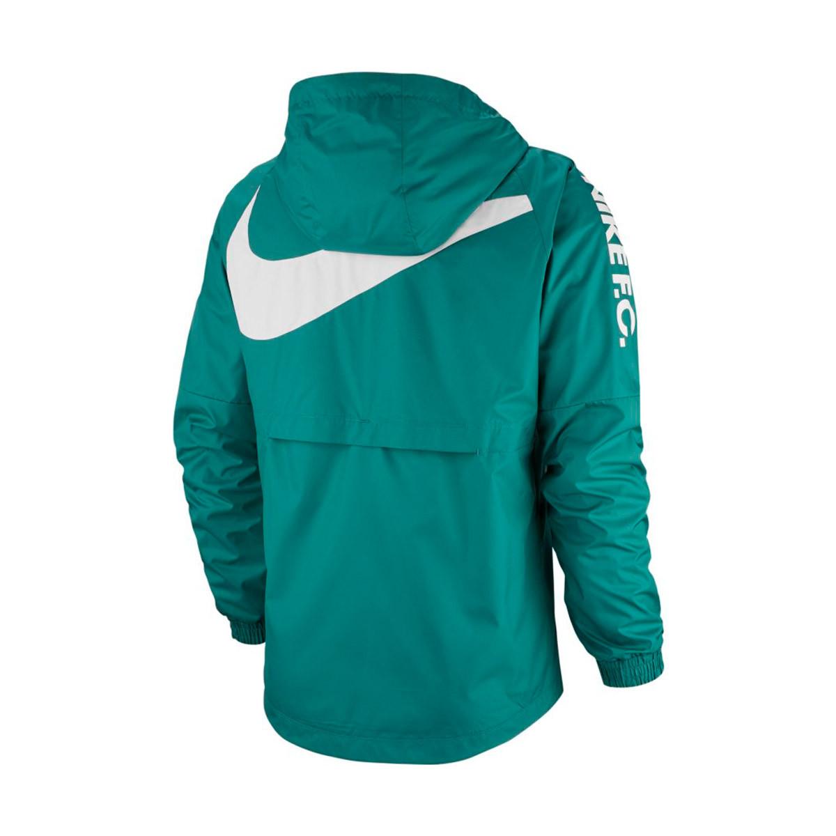 sencillo Año Nuevo Lunar Joya  Chaqueta Nike NIKE F.C. All Weather Fan Bicoastal-White - Tienda de fútbol  Fútbol Emotion