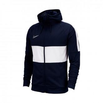 Jacket Nike Dry Academy HD I96 Obsidian-White