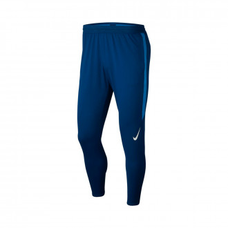 Long pants   Nike Dry Strike KPZ Coastal blue-Light photo blue-White