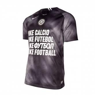 Camisola  Nike Nike F.C. Black-Dark grey-White