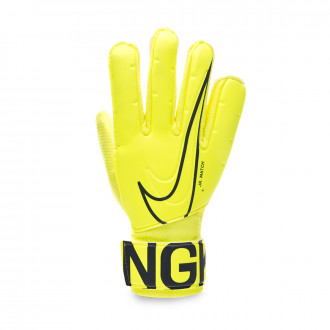 Guante Nike Match Niño Volt-Obsidian