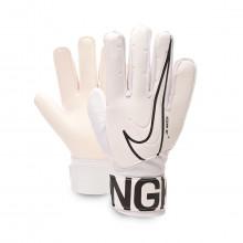 Guante Match Niño White-Black