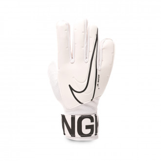 Guante Nike Match Niño White-Black