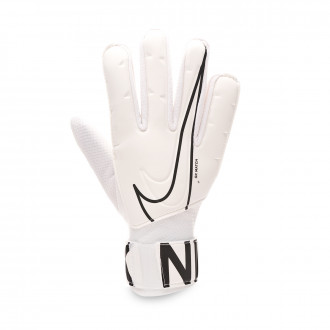 Guanti Nike Match White-Black