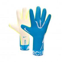 Luvas Mercurial Touch Elite Blue hero-White