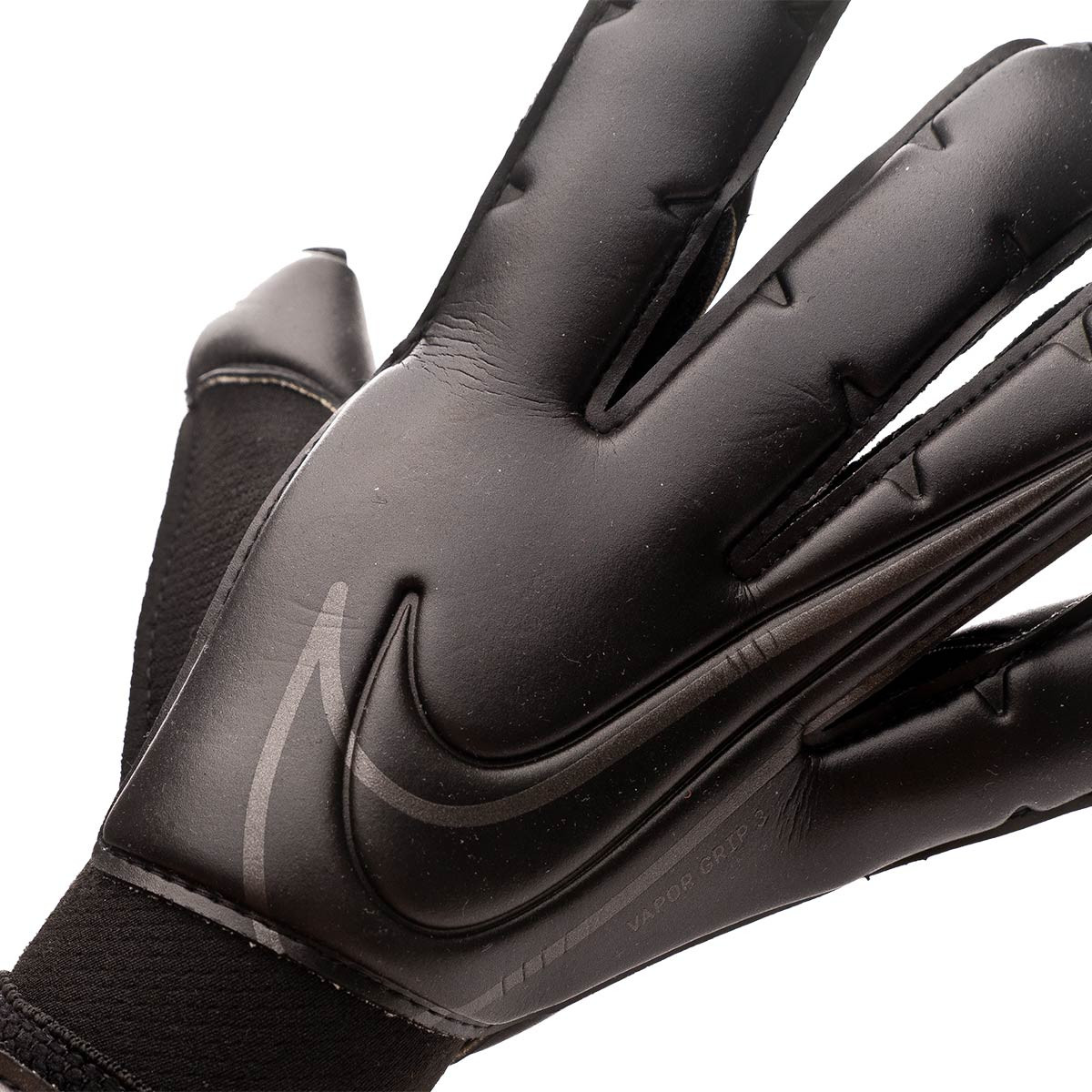 Nacarado regimiento observación  Guante de portero Nike Mercurial Vapor Grip 3 Black - Tienda de fútbol  Fútbol Emotion