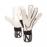 Guante Mercurial Grip 3 White-Black