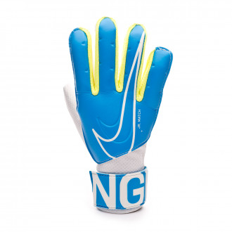 Glove Nike Spyne Pro Blue hero-White