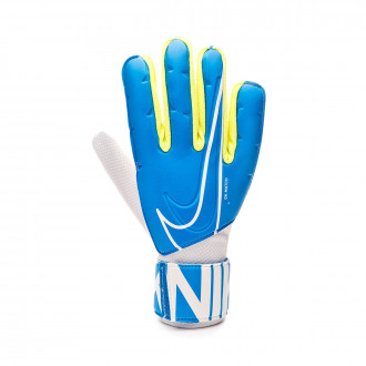 Glove Nike Match Blue hero-White