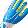 Guante Match Blue hero-White