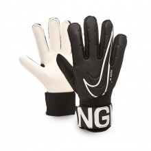 Glove Match Niño Black-White