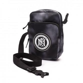 Shoulder Bag Nike F.C Smit Black-White