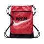 GymSack Premier League Racer pink-Black-White