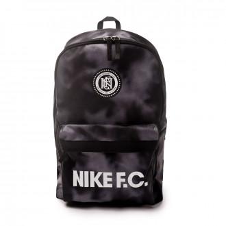Backpack Nike NIKE F.C. Black-White