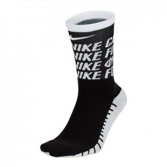 Calcetines Nike FC Squad Crew White-Black-White