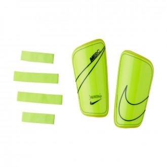 Shinpads Nike Mercurial Hard Shell Volt-Obsidian