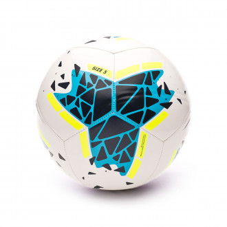Ball Nike Pitch 2019-2020 White-Obsidian-Volt
