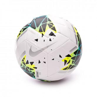 Balón Nike Strike Pro 2019-2020 White-Obsidian-Silver