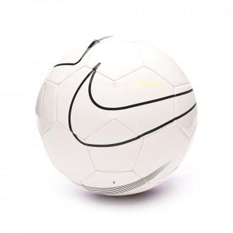 Ball Nike Mercurial Fade 2019-2020 White-Black-White