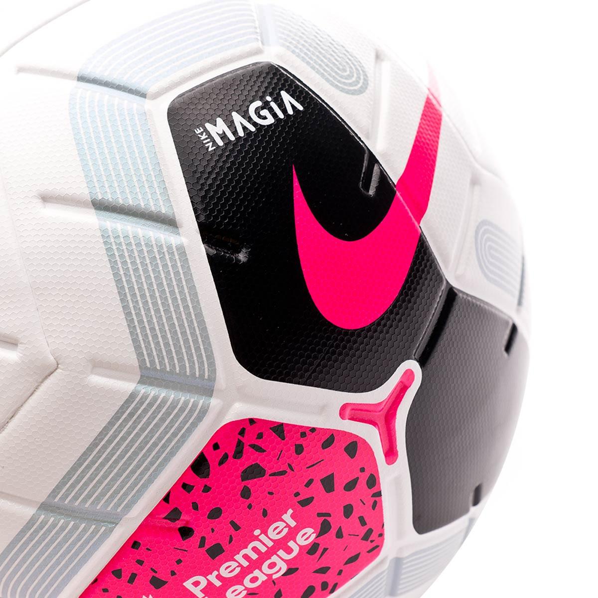 best authentic a414b b2d8b Balón Phantom Venom Magia 2019-2020 White-Black-Cool grey-Racer pink
