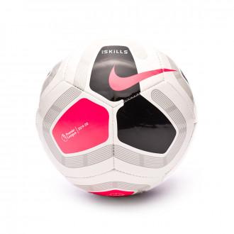 Balón Nike Mini Premier League 2019-2020 White-Black-Cool grey-Racer pink