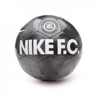 Ball Nike F.C 2019-2020 Black-Dark grey-Cool grey-White