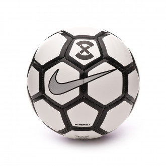 Balón Nike Menor X Football 2019-2020 White-Black-Silver