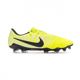 Zapatos de fútbol Nike Phantom Venom Pro FG Volt-Obsidian