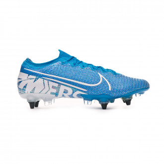 Chaussure de foot Nike Mercurial Vapor XIII Elite ACC SG-Pro Blue hero-White-Obsidian
