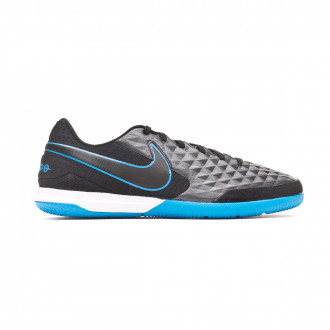 Zapatilla Nike Tiempo Legend VIII Academy IC Black-Blue hero