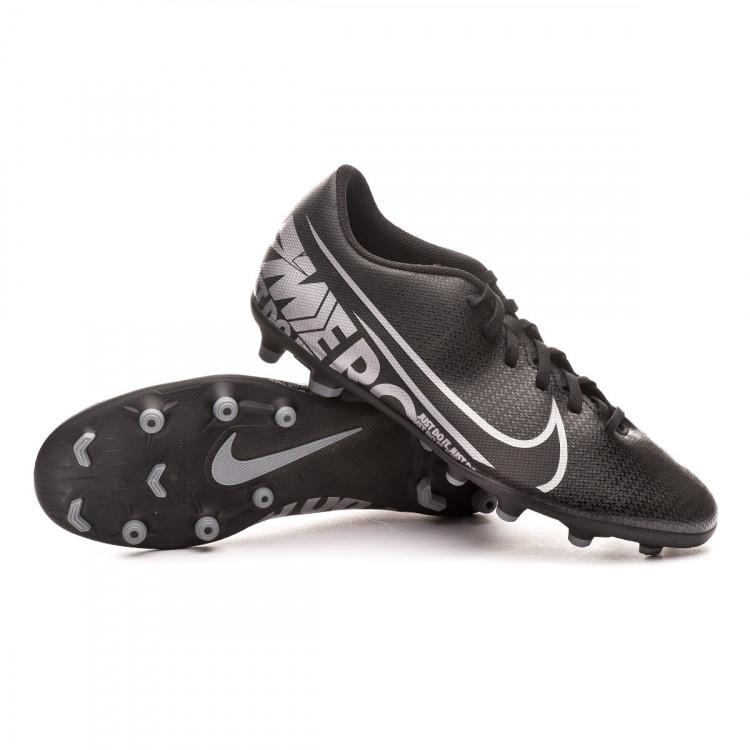 Scarpe Nike Mercurial Vapor XIII Club FGMG Black Metallic  2Uv3b5