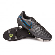 Football Boots Tiempo Legend VIII Academy ACC SG-Pro Black-Blue hero