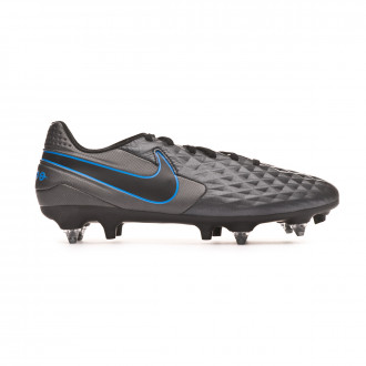 Football Boots  Nike Tiempo Legend VIII Academy ACC SG-Pro Black-Blue hero