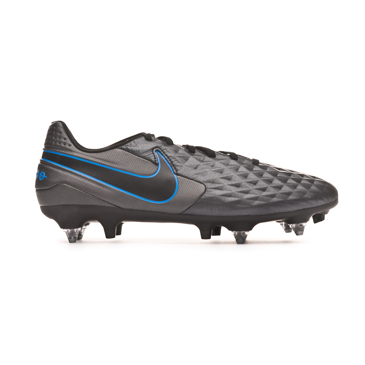 competitive price 2e7ac 7ab77 Bota Tiempo Legend VIII Academy ACC SG-Pro Black-Blue hero